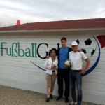 Philipp Wollscheid zu Besuch