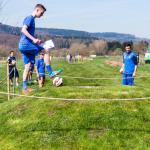 1. FC Saarbrücken bei besonderem Techniktraining
